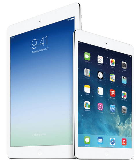 Ремонт планшетов Apple iPad Екатеринбурге